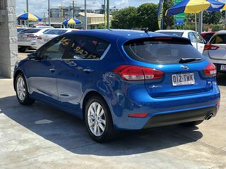2014 Kia Cerato YD MY14 SI Blue 6 Speed Sports Automatic Hatchback.