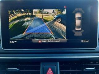 2018 Audi A4 B9 8W MY19 35 TFSI S Tronic S Line Grey 7 Speed Sports Automatic Dual Clutch Sedan