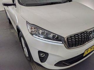 2018 Kia Sorento UM MY18 Sport White 8 Speed Sports Automatic Wagon.