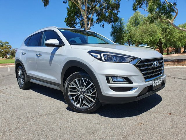 Used Hyundai Tucson TL3 MY20 Elite AWD Nailsworth, 2020 Hyundai Tucson TL3 MY20 Elite AWD Silver 8 Speed Sports Automatic Wagon