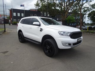 2019 Ford Everest UA II 2019.75MY Trend Arctic White 10 Speed Sports Automatic SUV.