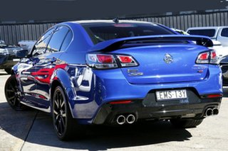 2016 Holden Commodore VF II MY16 SS V Redline Blue 6 Speed Sports Automatic Sedan.