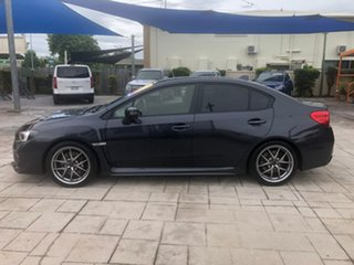 2014 Subaru WRX V1 MY15 STI AWD Premium Grey 6 Speed Manual Sedan