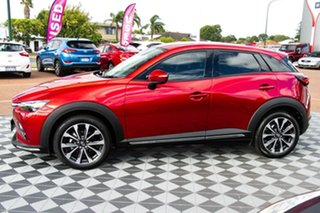 2020 Mazda CX-3 DK4W7A sTouring SKYACTIV-Drive i-ACTIV AWD Red/Black 6 Speed Sports Automatic Wagon