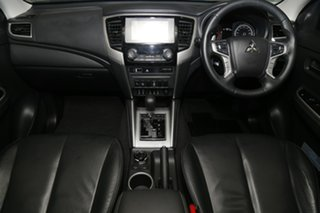 2019 Mitsubishi Triton MR MY20 GLS Double Cab Premium Silver 6 Speed Sports Automatic Utility