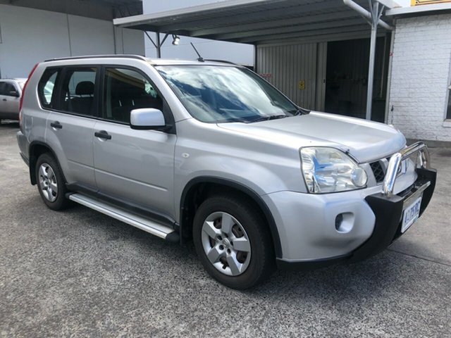 Used Nissan X-Trail T31 ST Derwent Park, 2009 Nissan X-Trail T31 ST Silver 1 Speed Constant Variable Wagon