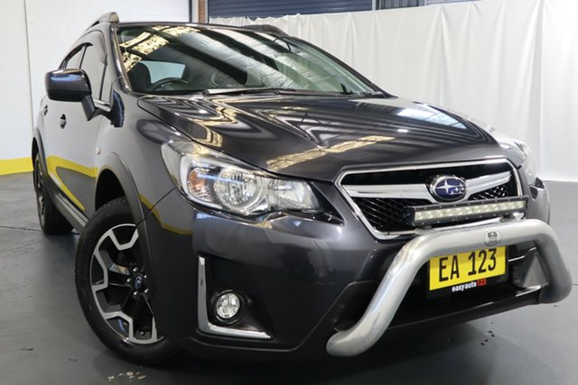 Used Subaru XV G4X MY16 2.0i-L Lineartronic AWD Castle Hill, 2016 Subaru XV G4X MY16 2.0i-L Lineartronic AWD Grey 6 Speed Constant Variable Wagon