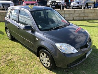 2007 Mazda 2 DY10Y2 Genki Grey 5 Speed Manual Hatchback.