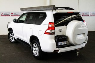 2015 Toyota Landcruiser Prado KDJ150R MY14 GXL (4x4) Glacier White 5 Speed Sequential Auto Wagon