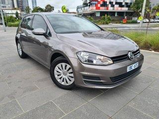 2014 Volkswagen Golf VII MY14 90TSI Grey 6 Speed Manual Hatchback.