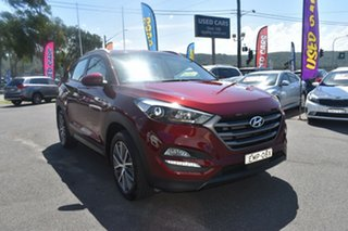 2016 Hyundai Tucson TL Active X 2WD Red 6 Speed Manual Wagon.
