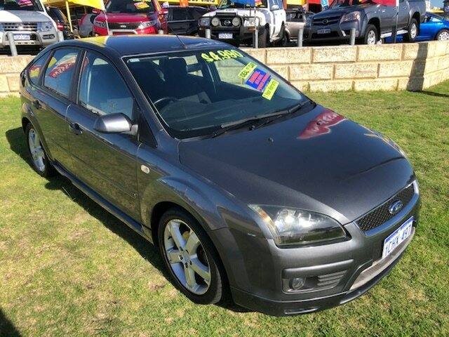 Used Ford Focus LS Zetec Wangara, 2006 Ford Focus LS Zetec Grey 5 Speed Manual Hatchback
