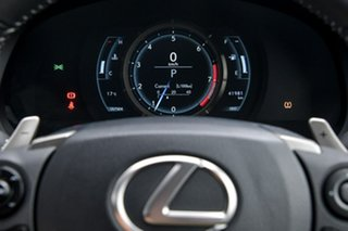 2013 Lexus IS GSE31R IS350 F Sport Silver 8 Speed Sports Automatic Sedan