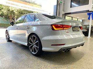 2015 Audi S3 8V White Sports Automatic Dual Clutch Sedan