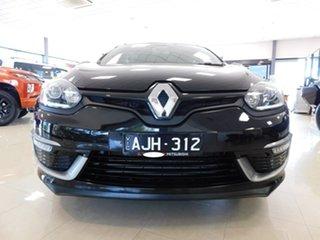 2016 Renault Megane III K95 Phase 2 GT-Line Sportwagon EDC Black 6 Speed