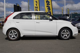 2017 MG MG3 SZP1 Core Dover White 5 Speed Manual Hatchback