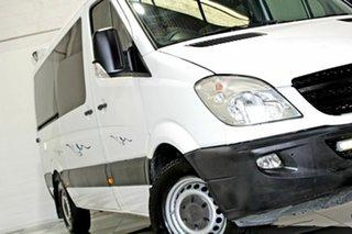 2010 Mercedes-Benz Sprinter 906 MY10 316CDI LWB White 6 Speed Manual Van.