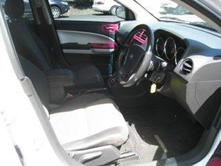 2011 Dodge Caliber PM MY10 SXT White 6 Speed CVT Auto Sequential Hatchback