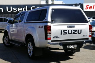2019 Isuzu D-MAX MY19 LS-U Space Cab Silver 6 Speed Sports Automatic Utility.
