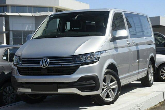 New Volkswagen Multivan T6.1 MY21 TDI340 SWB DSG Comfortline Premium Brookvale, 2020 Volkswagen Multivan T6.1 MY21 TDI340 SWB DSG Comfortline Premium Reflex Silver 7 Speed