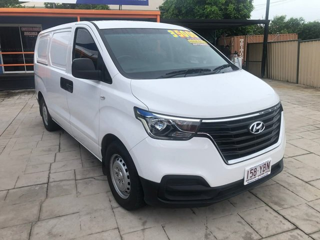Used Hyundai iLOAD TQ4 MY19 Mundingburra, 2018 Hyundai iLOAD TQ4 MY19 White 5 Speed Automatic Van