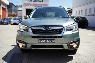 2016 Subaru Forester S4 MY16 2.5i-S CVT AWD Green 6 Speed Constant Variable Wagon