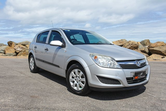 Used Holden Astra AH MY07 CD Lonsdale, 2007 Holden Astra AH MY07 CD Silver 4 Speed Automatic Hatchback