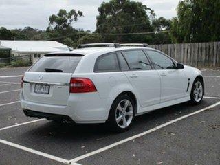 2016 Holden Commodore SV6 SV6 White Automatic Sportswagon