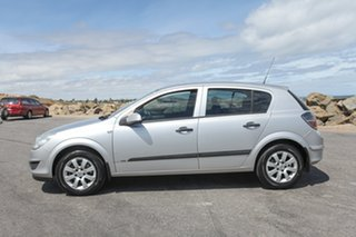 2007 Holden Astra AH MY07 CD Silver 4 Speed Automatic Hatchback