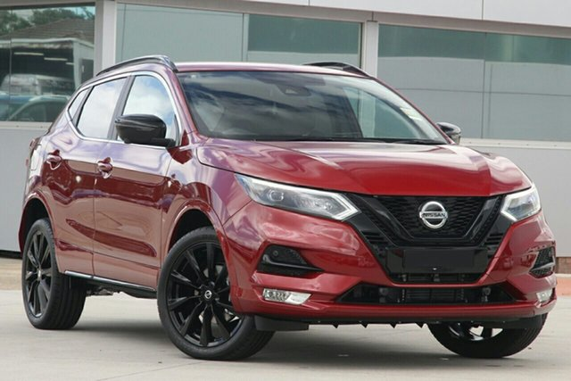 New Nissan Qashqai J11 Series 3 MY20 Midnight Edition X-tronic St Marys, 2020 Nissan Qashqai J11 Series 3 MY20 Midnight Edition X-tronic Magnetic Red 1 Speed