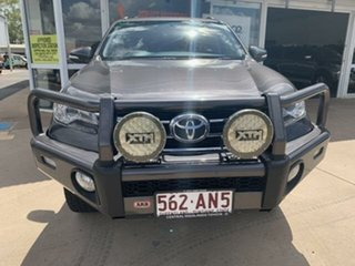 2017 Toyota Fortuner GUN156R GXL 6 Speed Automatic Wagon