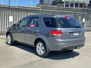 2012 Ford Territory SZ TX Seq Sport Shift AWD Grey 6 Speed Sports Automatic Wagon