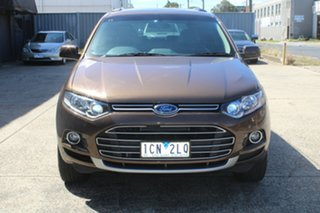 2014 Ford Territory SZ TS (RWD) Brown 6 Speed Automatic Wagon.