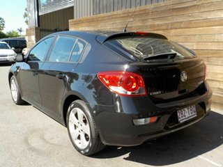 2013 Holden Cruze JH Series II MY14 Equipe Black 6 Speed Sports Automatic Hatchback