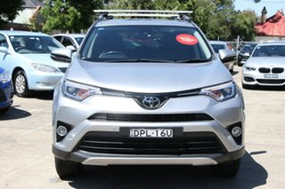 2017 Toyota RAV4 ASA44R MY17 Cruiser (4x4) Silver Sky 6 Speed Automatic Wagon