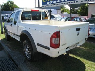 2004 Holden Rodeo RA LX White 4 Speed Automatic Space Cab Pickup