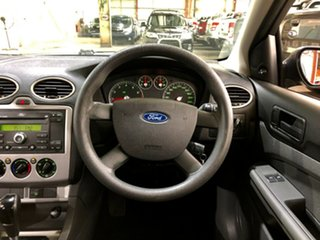2008 Ford Focus LT CL Black 4 Speed Sports Automatic Hatchback