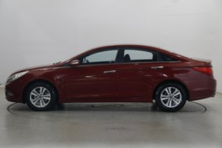 2012 Hyundai i45 YF MY11 Active Remington Red 6 Speed Sports Automatic Sedan.