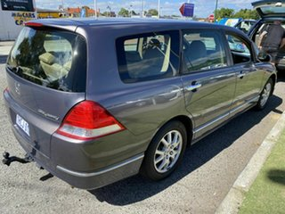 2004 Honda Odyssey 20 Luxury Grey 5 Speed Sequential Auto Wagon