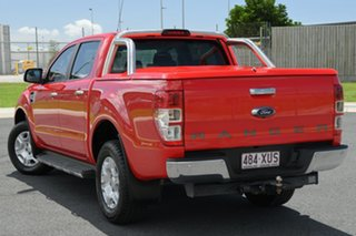 2017 Ford Ranger PX MkII MY17 XLT 3.2 Hi-Rider (4x2) Red 6 Speed Automatic Crew Cab Pickup.