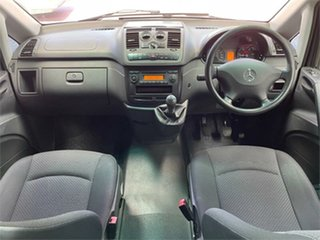 2012 Mercedes-Benz Vito 639 110CDI White Manual Van