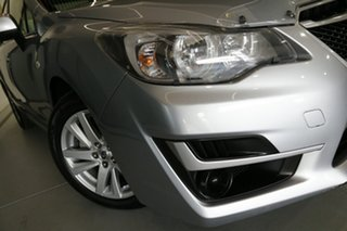 2016 Subaru Impreza MY16 2.0I (AWD) Silver Continuous Variable Sedan.