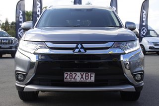 2016 Mitsubishi Outlander ZK MY17 LS 4WD Safety Pack Titanium 6 Speed Constant Variable Wagon