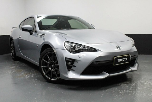 Used Toyota 86 ZN6 GTS Rutherford, 2019 Toyota 86 ZN6 GTS Silver 6 Speed Sports Automatic Coupe
