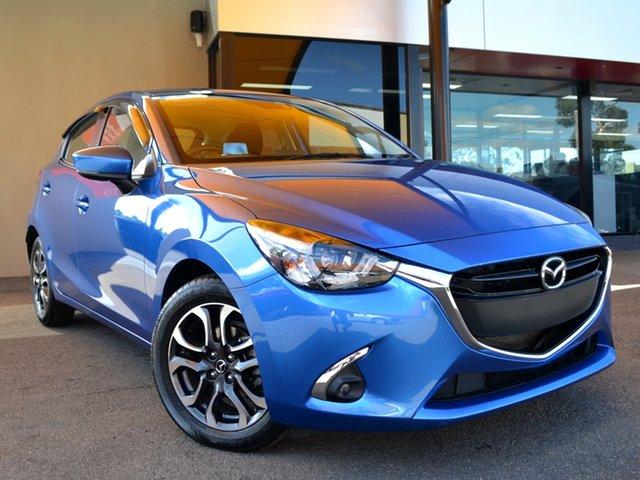 Used Mazda 2 DJ Genki (5Yr) Fawkner, 2019 Mazda 2 DJ Genki (5Yr) Dynamic Blue Mica 6 Speed Manual Hatchback