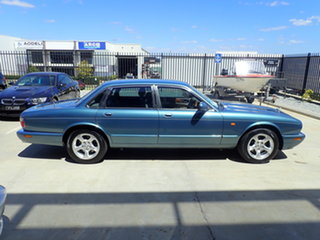2002 Jaguar XJ8 3.2 Heritage Aqua Blue Metallic 5 Speed Automatic Saloon
