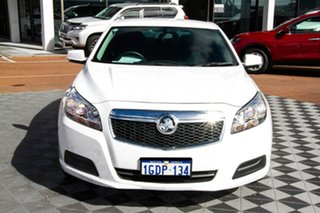 2016 Holden Malibu V300 MY15 CD Summit White 6 Speed Sports Automatic Sedan