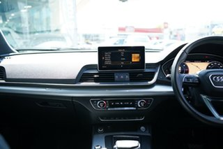 2018 Audi Q5 FY MY18 3.0 TDI Quattro Sport White Tiptronic Wagon