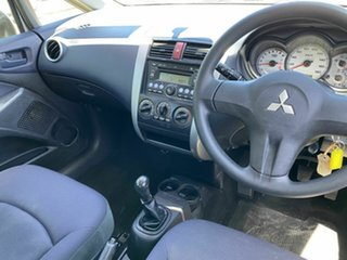 2006 Mitsubishi Colt RG MY06 Upgrade ES Silver 5 Speed Manual Hatchback