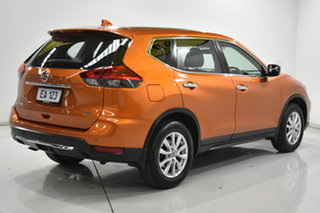 2018 Nissan X-Trail T32 Series 2 ST (2WD) Orange Continuous Variable Wagon